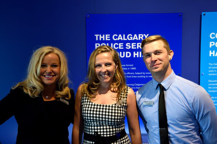Our Executive Director, Tara Robinson (left) and two of our programming instructors, Laurie and Nick.