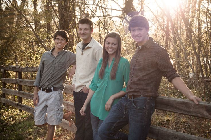 Reed Robertson Duck Dynasty | John Luke, Sadie, Cole, and Reed Robertson!