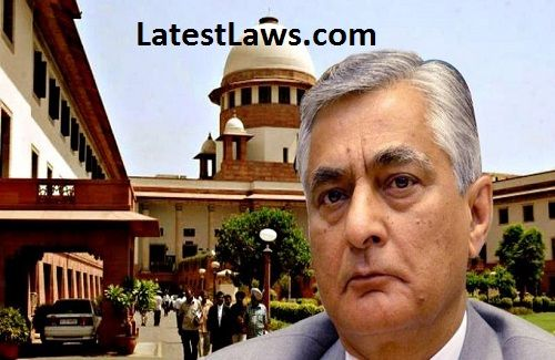 Chief Justice of India TS Thakur says, Legal Profession has become a Career for Third Divisioners