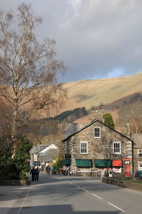 Grasmere, Cumbria, ,Lake District England (by Andrew Seeney)