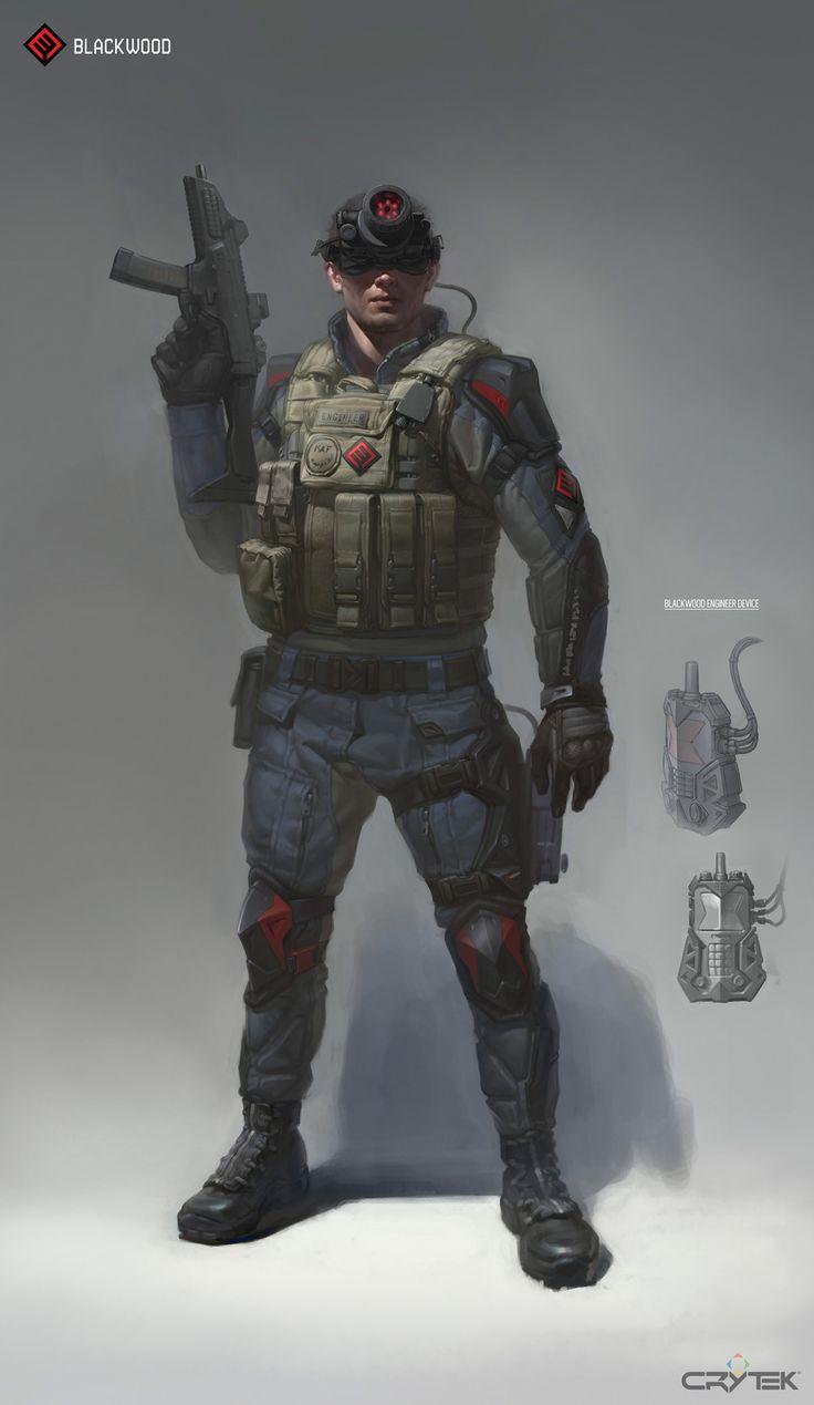 CGTalk - Baisic uniform, Denis Didenko (2D)