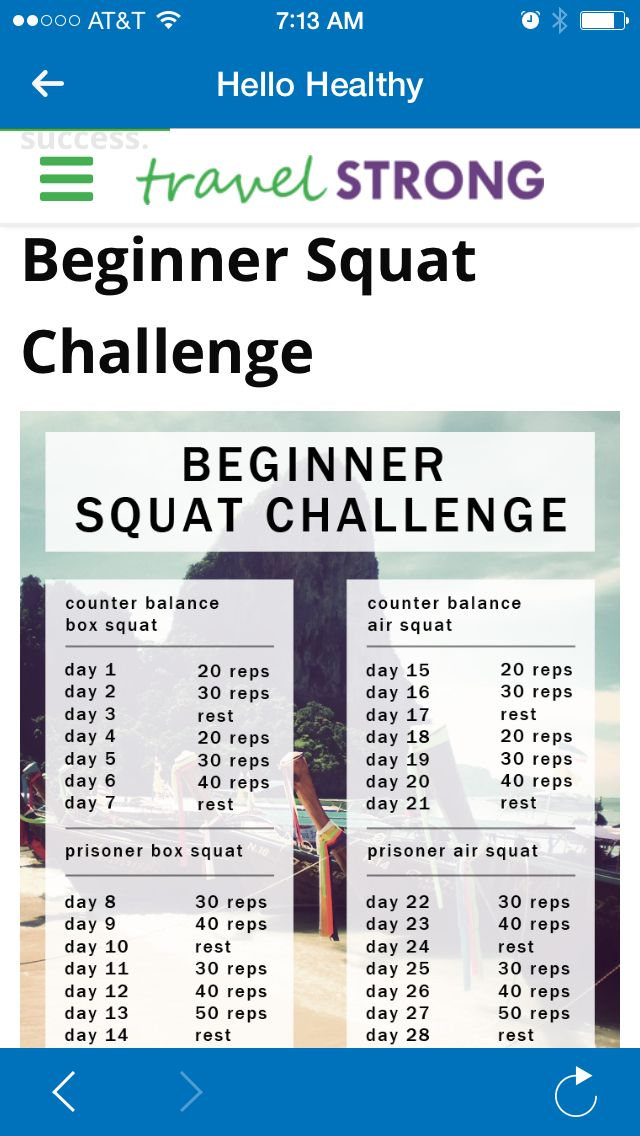 17 Best images about Workouts #30 Days Workout Challenges ...