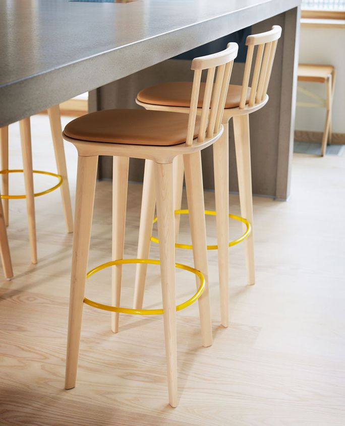 Jackie Bar Stools by MinusTio
