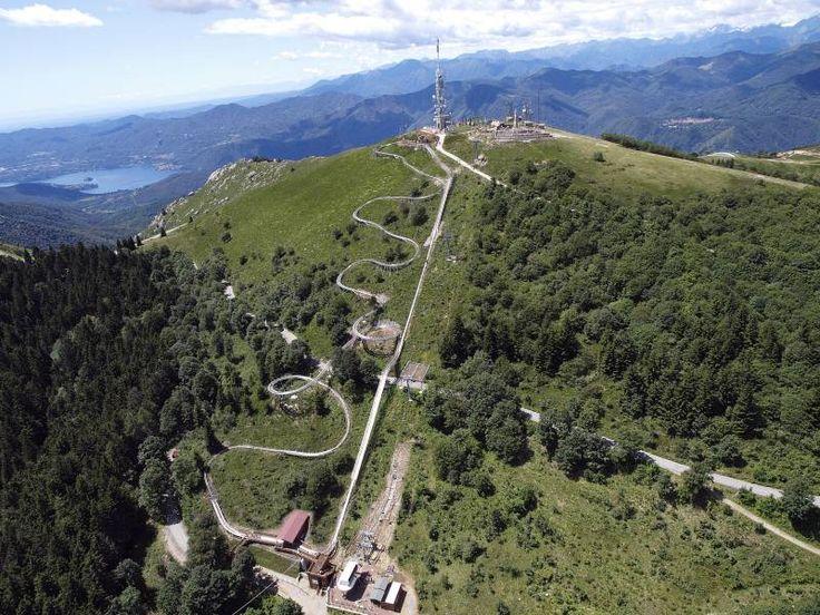 Alpyland, le montagne russe sul Mottarone! - Varese per i bambini