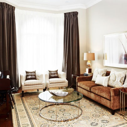 Living Room Brown Sofa Design, Pictures, Remodel, Decor And Ideas   Page 9 Part 97