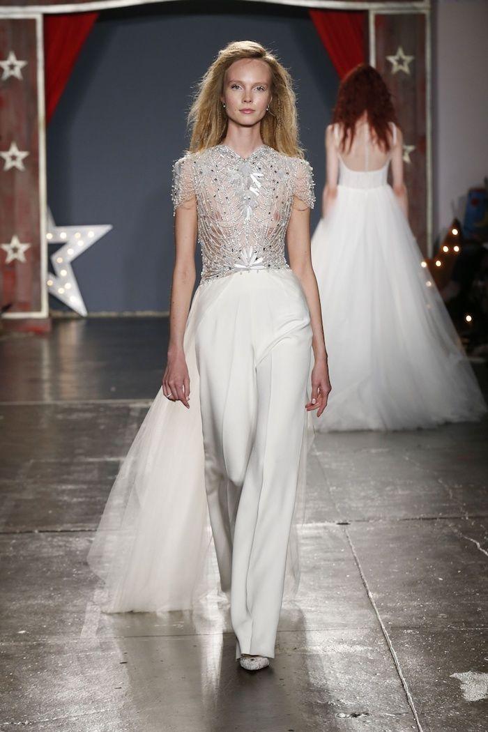 schone idee fur jumpsuit festlich zur hochzeit aussehen mode fur braute moderne junge damen fest heiratsantrag