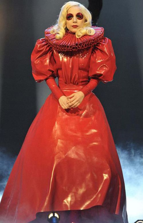 Lady Gaga inspiração renascimento