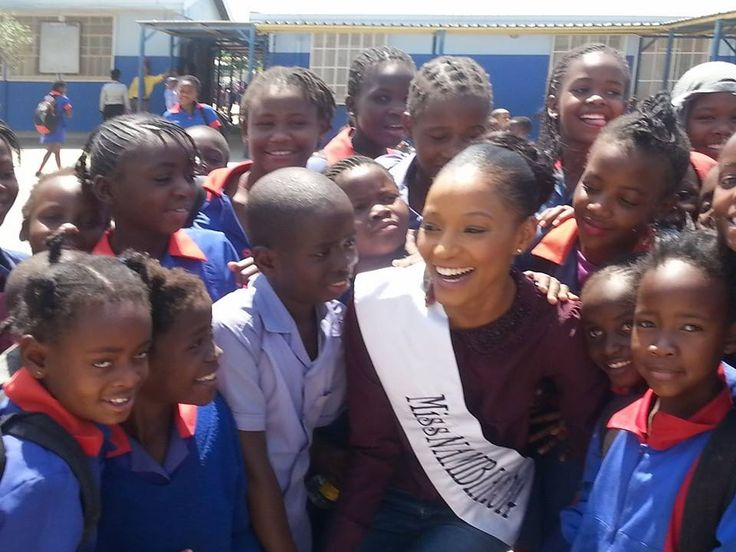 At St. Barnabas Primary School's Readathon celebration. Seeing pre-primary kids read was priceless!   We are the furure of our country# * Had a blast with the lil ones*