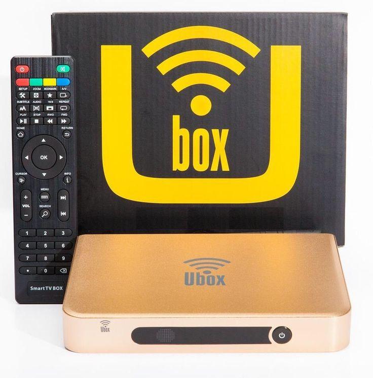 LABOR DAY SALE! NEW GOLD UBOX FREE Internet TV Stream Box & More Plug &…
