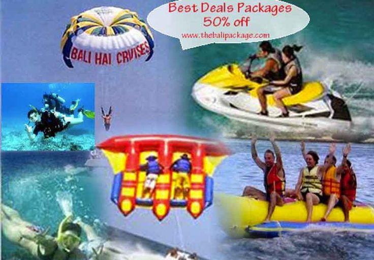 Bali Water Sport Package Deals   The Bali Package