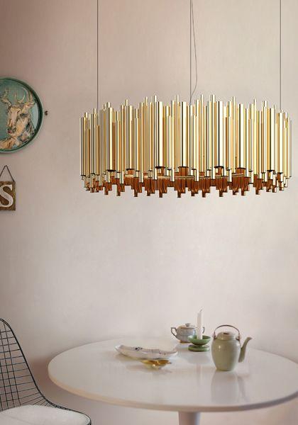 Brubeck Unique Ceiling LampPendants Lamps, Dining Room, Lamps Design, Art Deco Chandelier, Brubeck Suspen, Ceilings Lamps, Pendants Lights, Modern Lights, Hanging Lamps