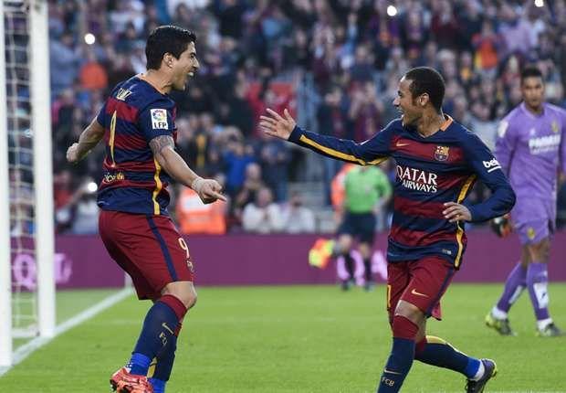 Neymar vs Suarez: Craques set to collide in Recife