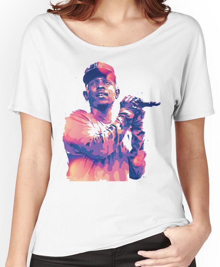 Kendrick Lamar | 2016 | ART Women's Relaxed Fit T-Shirts