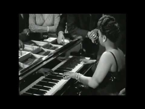 Great Piano of Hazel Scott