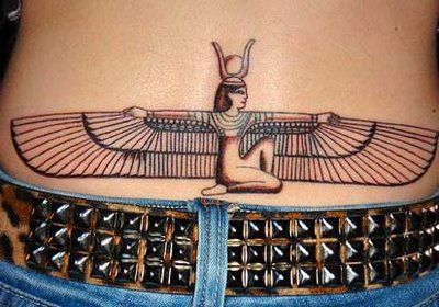 hathor tattoo - Google Search