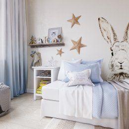 Студия LESH | Детская комната в белом цвете с нежными акцентами