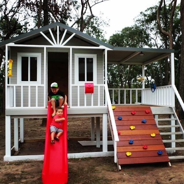 22 Best Cubby House Decoration Ideas Images On Pinterest Cubbies
