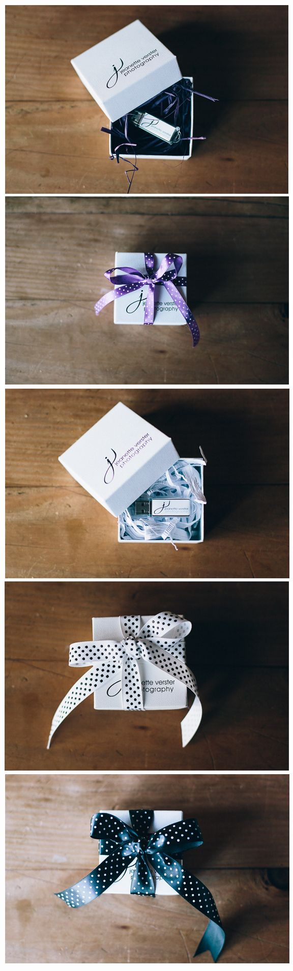 New packaging for USBs | Jeanette Verster Photography - Wedding and Lifestyle Photographer Johannesburg