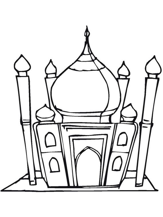 Ramadan Lantern Craft | Ramadan Coloring Pages For Kids | Family Holiday