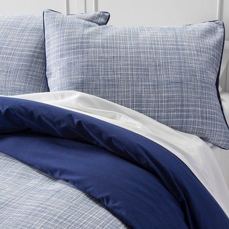 Duvet Cover Set Linework Texture Room Essentials™ : Target