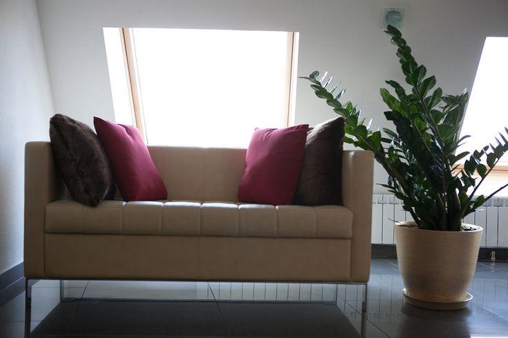 интерьер, диван