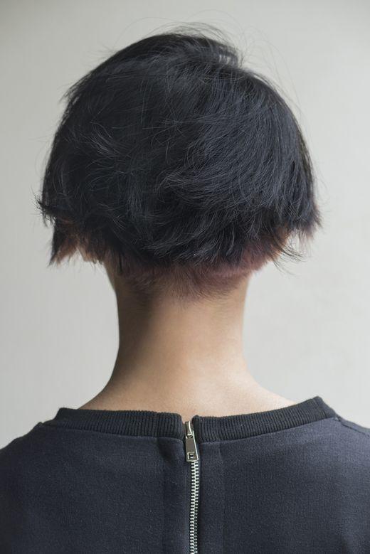 ニューベーシックヘアスタイル 最旬モードなショートヘアアレンジ。