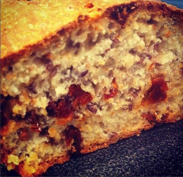 Ett gott glutenfritt bröd utan jäst.