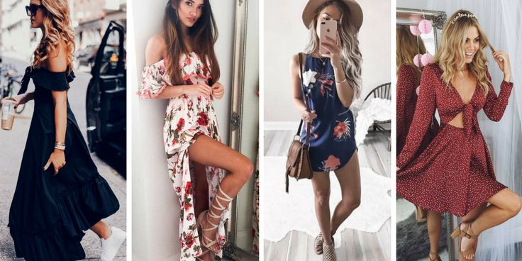 20 süße Outfit-Ideen für den Sommer