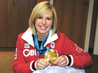 Tessa Bonhomme faces off for Team Canada in first-time tournament - Sudbury Sports News