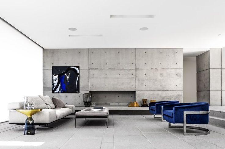 Alexandra Kidd Design Mosman House Project Formal Living Room