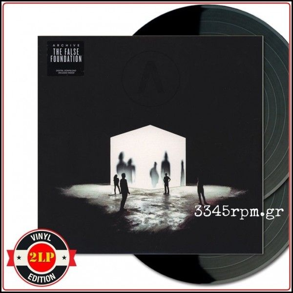 Archive - The False Foundation - Vinyl 2LP 180gr