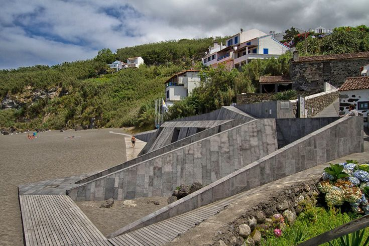 Galeria de Requalificação do Balneário da Praia dos Moinhos / M-Arquitectos - 6