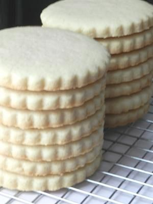10 Must-Try Gluten-Free Sugar Cookie Recipes: Gluten Free Vanilla Bean Sugar Cookies