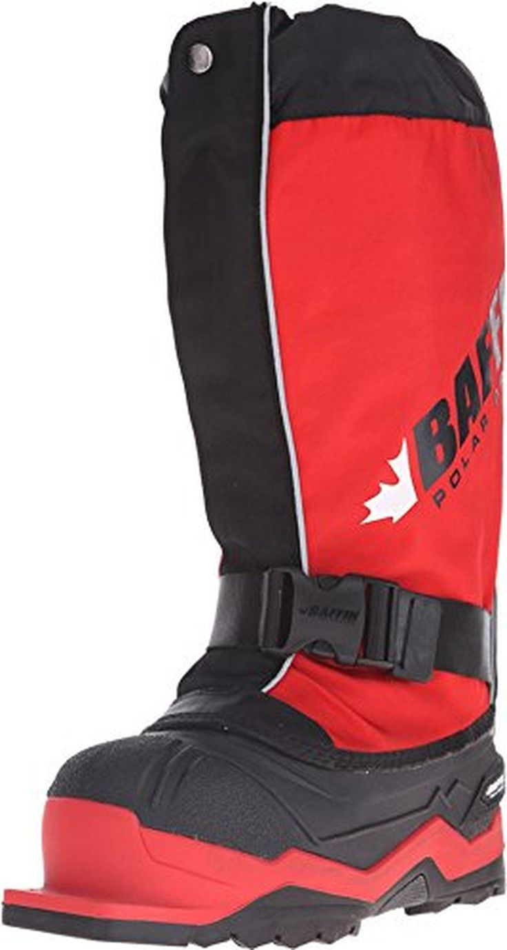 Baffin 3Pin Guide-Pro Boot - Men's Guide Red 8 - Brought to you by Avarsha.com