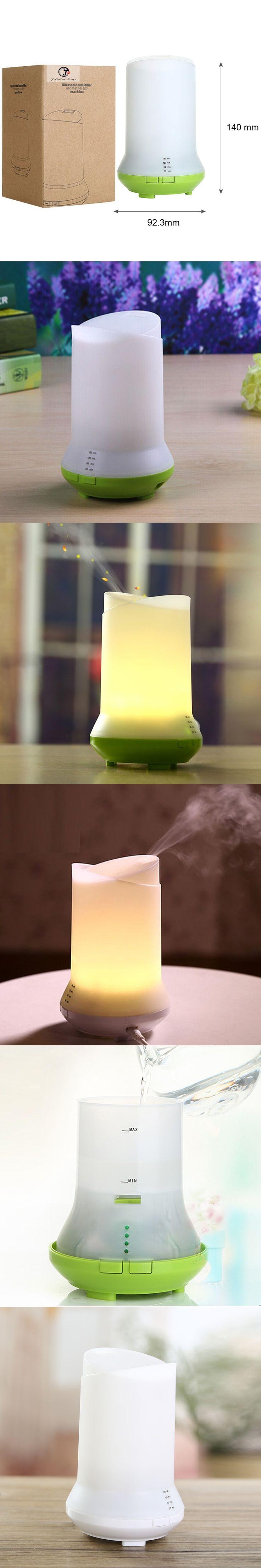 2016 Essential Oil Aroma Diffuser Ultrasonic Air Humidifier Ultrasonic Essential Oil Aroma Diffuser  Ultrasonic Aroma Humidifier
