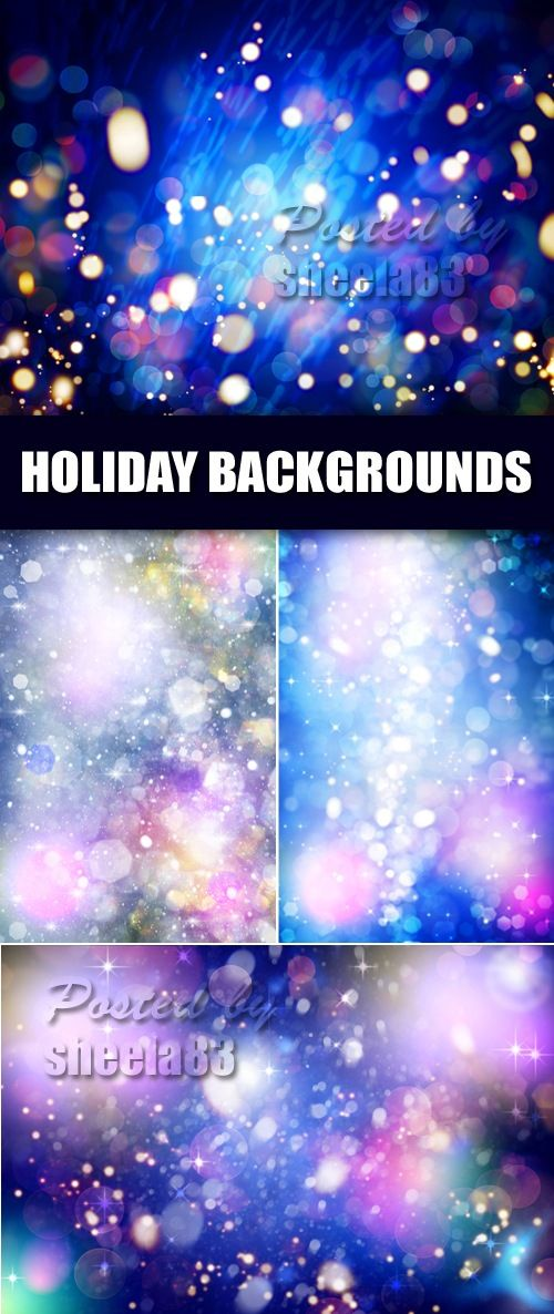 Stock Photo - Holiday Backgrounds 4 JPEG files | up to 8736x5824 | 58 MB