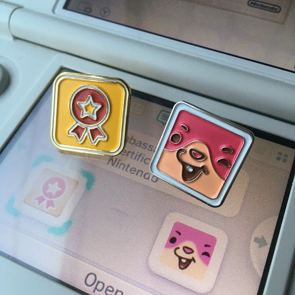New Nintendo Badge Arcade pins, 3DS Ambassador pins restocked ⊟ The Nintendo Badge Arcade received its last update a couple months ago, but you can still celebrate the freemium app and its Badge Arcade mascot with this enamel pin from our friend and...
