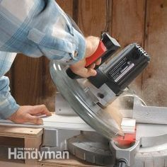 Perfect Trim on Doors, Windows and Base Moldings - Step by Step: The Family Handyman