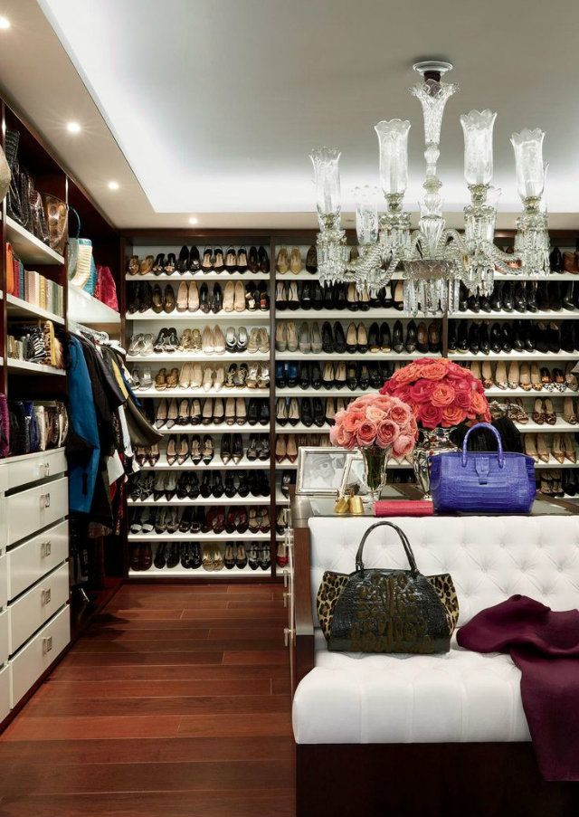 1000 ideas about closet shoe storage on pinterest for Best walk in closet