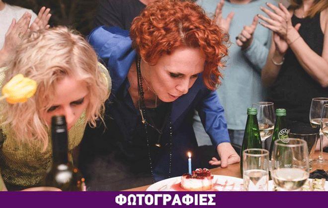 Εβελίνα Παπούλια: Το λαμπερό πάρτι των γενεθλίων της!
