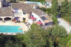 B&B Mouans Sartoux , Villa Les Agaves, entre Mer et Parfum