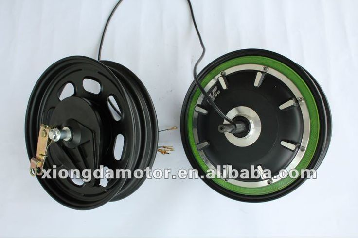 48V 500W Electric Bike Motor/ E-Bike Motor/E-bicycle Low Speed Brushless Wheel Hub Motor