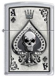 Ace Skull Card Zippo Lighter Zippo Lighter