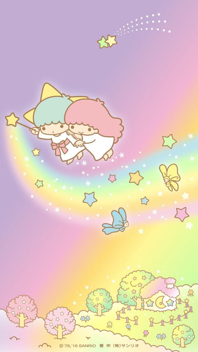 【2016.04】★Wallpaper ★ #LittleTwinStars