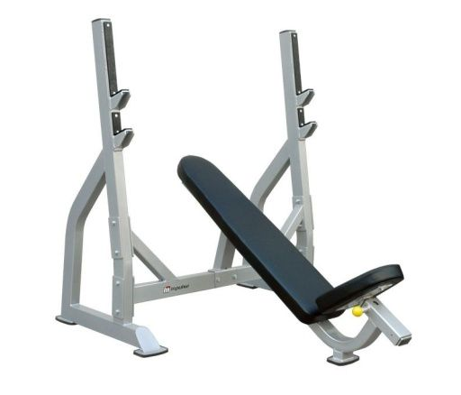 Banca inclinata cu suport Impulse Fitness IFOIB 1560 x 1310 x 1192