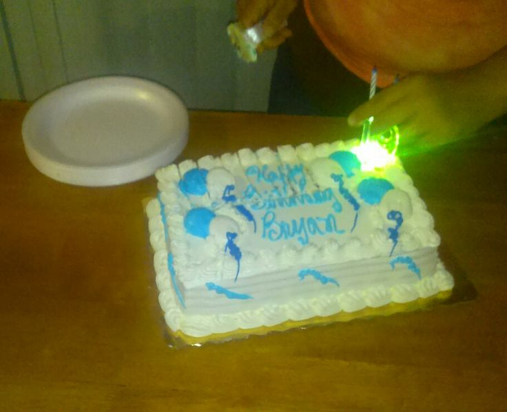 Bryans 19 th Birthday cake