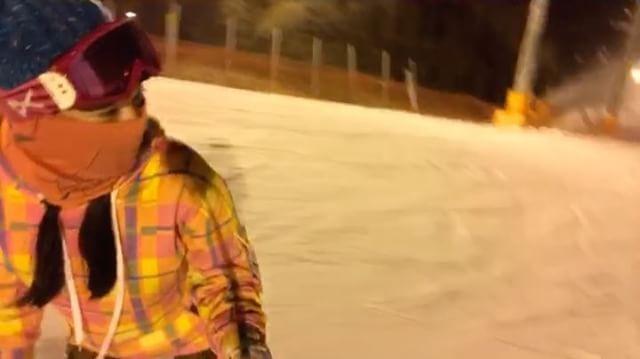 꽃보더 나가신다2 😆 .  #일상 #겨울레포츠 #겨울레저 #스노우보드 #스노우보딩 #강촌엘리시안 #심야보딩 #초보보더 #이제부터시작이야 #고수가되는그날까지 #재미지다 #설렘가득 #snowboard #snowboarding #daily #dontgiveup #youcandoit