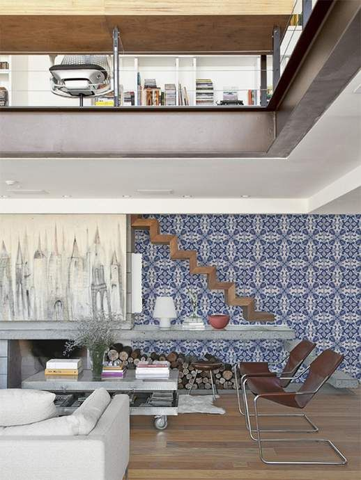 Robin Sprong Azulejos | House and Leisure