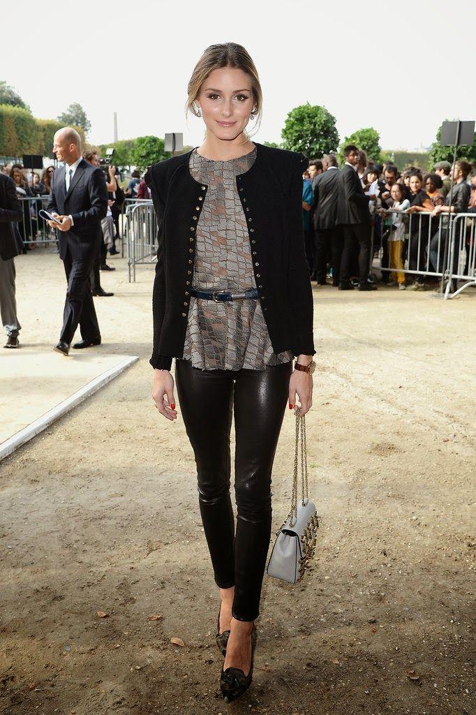 The Olivia Palermo Lookbook My Style Pinterest