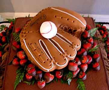 cool grooms cakeIdeas Wedding, Mit Grooms, Wedding Ideas, Grooms Cake, Catchers Mit, Groomsmen Cake, Groom Cake, Basebal Cake, Baseball Cake